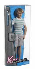 Barbie Ken Fashionistas Striped Shirt Collectable Fashion Doll
