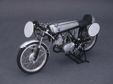 1/10 Ebbro Honda CR110 Cub Racing 1962 - silber/schwarz - 1/12 - 142039