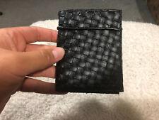 OBEY - Card Bi Fold Wallet - BLACK (NEW)