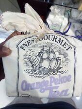 Pure Ceylon Black Tea  Mlesna Orange Pekoe tea in cloth pouch 500g 17.6-oz