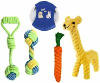 Puppy & Dog Play Toys for Small Dogs and Puppies Dog Rope Toys