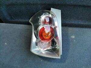 Toyota COROLLA VERSO 2004-2007 rear light passenger side N/S