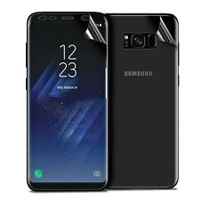 1pcs Screen & 1pcs Back Protector FULL BODY Cover for Samsung Galaxy S8 TPU Film