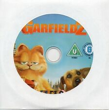 Garfield 2 - A Tail Of Two Kitties (DVD, 2006) (Disc Only) Billy Connolly