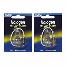 Dorcy 41-1681 H3 - 6V 100 Watt Halogen Replacement Bulb - 2 Pack Sale