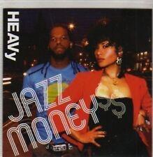 (AD162) The Heavy, JazzMoney$$ - DJ CD