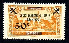 Lot z962 Levant France libre N°41**