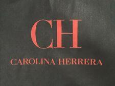 Carolina Herrera Black Luxury Suit/Garment Cover Brand New Authentic w/ Hangers