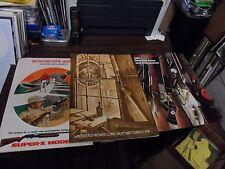 Vintage Winchester 1967-81 Firearms Catalog Authentic Originals
