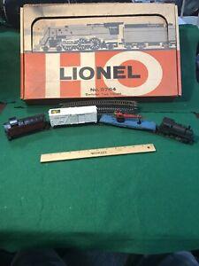 HO Scale Lionel Partial Set No5762 Engine Needs A Gear (runs Won't Move(HO67716)