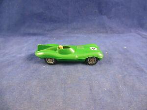 Matchbox no 41 by Lesney Jaguar D Type in British Racing Green RN 41 VN MINT