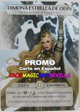 ASHES - DIMONA ESTRELLA DE ODÍN Dimona Odinstar - PROMO ESPAÑOL Rise Phoenixborn