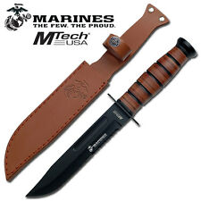 USMC MTech - Licensed by US Marine Corps - Excellent WW2 Combat Knife Replica