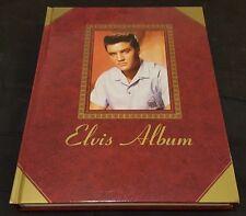 2001 ELVIS Album Photo Hardcover Book Commemorative Edition by PUBLICATIONS INT