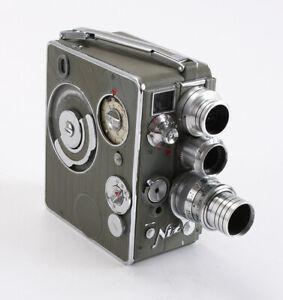 8MM HELIOMATIC 8 MODEL S2R, FILM ACCESS DOOR STUCK, AS-IS/201856