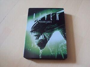 Alien Quadrilogie - Steelbook  - DVD - Neuf sous blister -
