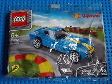 LEGO - SHELL V-POWER ( SET 40192 - 250 GTO ) BRAND NEW