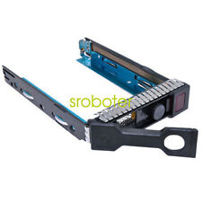 """10pcs 3.5"""" SAS SATA LFF HotSwap Hard Drive Tray Caddy 651314-001 For HP G8 G9"""
