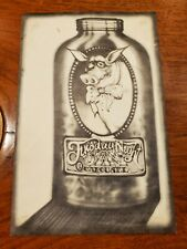 Rare Tuesday Night Jam Carousel Ballroom Handbill Mouse Aor 2.170 Bg Fd 1968