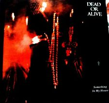 "12"" - DEAD OR ALIVE - SOMETHING IN MY HOUSE (SPANISH EDIT.1986) NEW LISTEN,NUEVO"