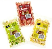 Small Animal Popcorn Apple, Banana, Cherry Rabbit, Guinea Pig, Hamster 18g x 3