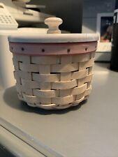 horizon of hope longaberger basket
