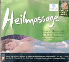 Heilmassage - Musik für Massage und Entspannung - CD - Neu / OVP