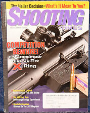 Magazine SHOOTING TIMES, October 2008 ! SMITH & WESSON ELITE GOLD SxS SHOTGUN !