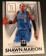 2013-14 Panini Titanium #68 Shawn Marion Titanium SSP RARE MINT /22