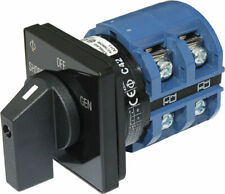 Blue Sea Switch Rotary120VAC 65A OFF+2 BS 9011