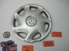 03 04 MAZDA 6 HUBCAP WHEEL COVER HUB CAP 16 RIM CENTER 7 SPOKE OEM GK2A37170 CAR