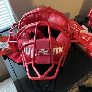 Supreme Rawlings Catcher's Mask New with tags