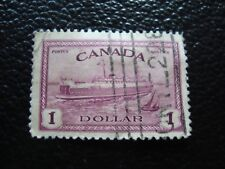 CANADA - timbre yvert et tellier n° 224 obl (A6) stamp