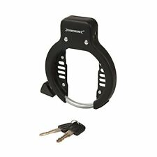 Silverline Bicycle Frame Lock 62mm