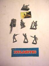 Soldatini Toy Soldiers Atlantic Rivoluzione Russa scala H0-00 #N1