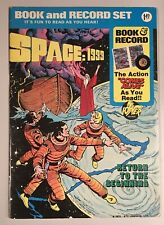 Space 1999 Return To The Beginning Book And Record Set 1976