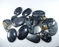 Natural Picasso Jasper Mix Size & Shape Cabochon Loose Gemstone Wholesale Lot