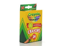 50 Boxes Crayola Crayons Back to School Value and 50 Elmer's purple glue sticks