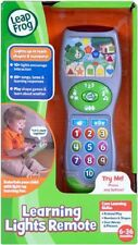 Leap Frog Remote Control Baby Toy Learning Lights Sounds Musical Developmental