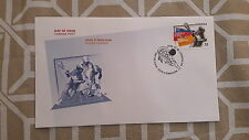2006 Canada- 2006 World Lacrosse Championships- Fdc Stamp