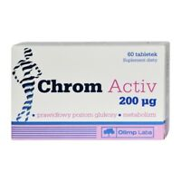 Olimp Chrom Activ, 200 mcg, /chrom 60 tabl