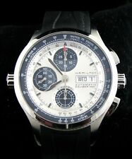 NEVER WORN! Hamilton Khaki Aviation X-Patrol Automatic Chronograph Wristwatch