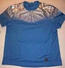 Nike Pro Hypercool Max Fitted Shirt Sz 2Xl Xxl 744281-415 $80 Polyester Spandex