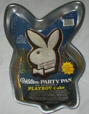 Wilton Playboy Bunny Cake Party Pan with Insert
