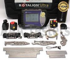 Pruftechnik Rotalign Ultra Laser Shaft Alignment System