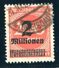 DR 1923 309APc gestempelt TADELLOS geprüft BECHTHOLD BPP 1100€(S5051