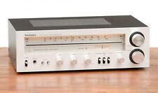 Technics SA-200 Stereo Receiver / Verstärker / Amplifier in silber