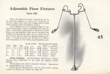 OC White Lamp Catalog Collection+Other Industrial Adjustable Lighting Faries etc