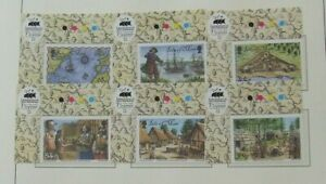 ISLE OF MAN MNH STAMPS - 2007 PAINTINGS