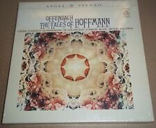 Cluytens/Gedda/Schwarzkopf OFFENBACH The Tales of Hoffmann Angel CLX-3667 SEALED